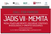 JADIS VII · MEMITA: MEDIA, POWER AND IDENTITY: DISCURSIVE STRATEGIES IN IDEOLOGICALLY-ORIENTED DISCOURSES